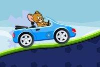 Figure dans la voiture de Jerry