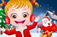La Surprise de Noël de Bébé Hazel