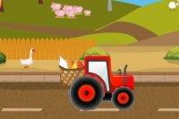 Livraison de la ferme
