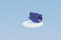 Oiseau Basket